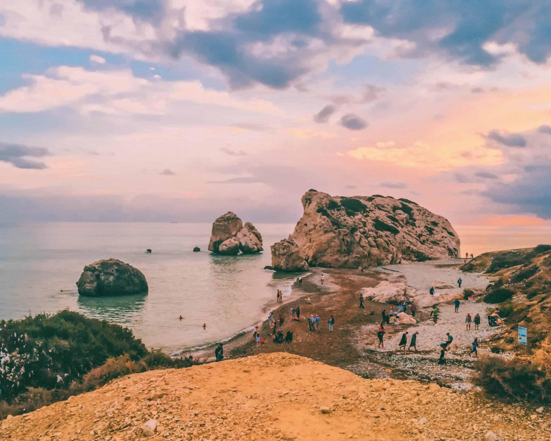 Petra tou Romiou - Stunning Cyprus