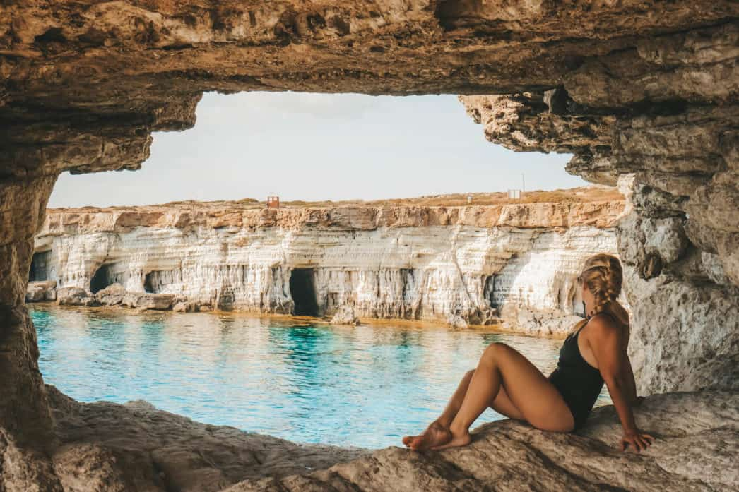 Things to do in Ayia Napa - Sea Caves