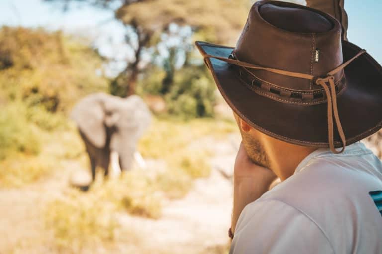 african safari hats