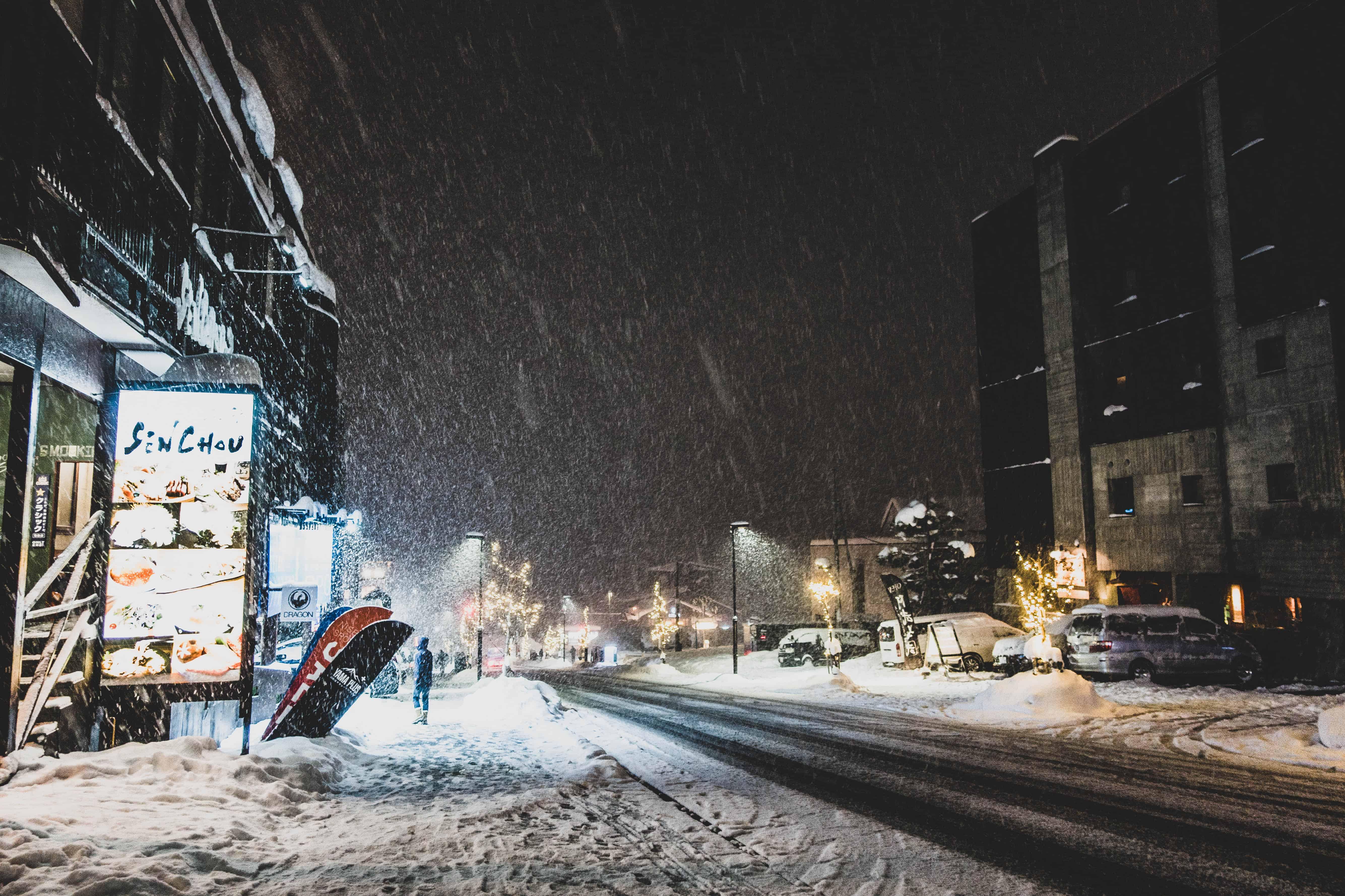 Ski in Niseko
