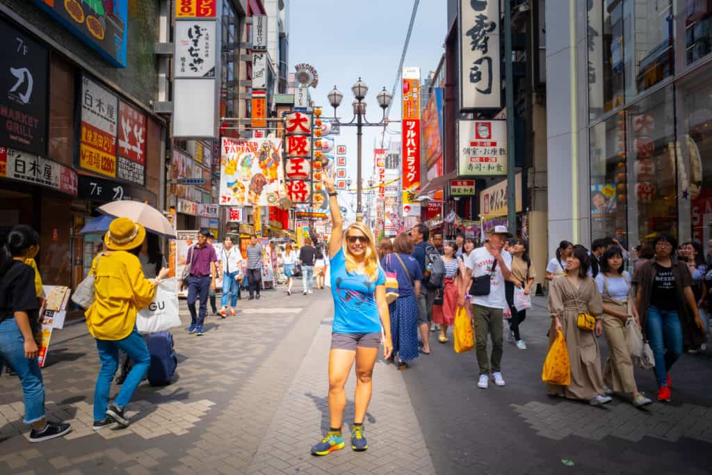 30 Best Things To Do In Osaka Japan