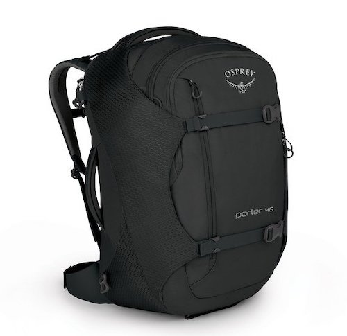 Osprey Porter 45 - Travel Backpacks Europe