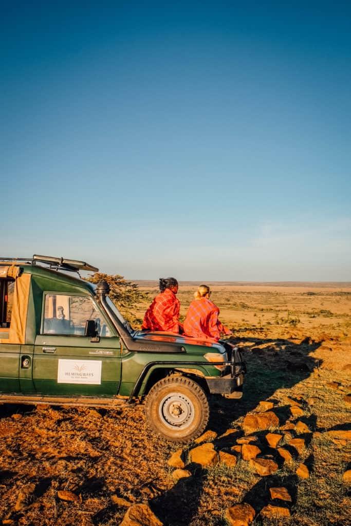 Africa Safari Jackets