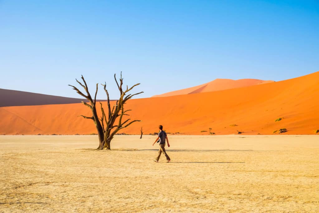 Namibia -cheap places to travel