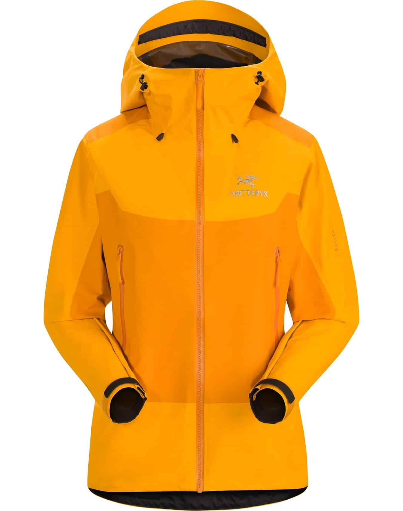 Packable Rain Jacket - Arcteryx Women's Beta SL Gore-Tex Jacket