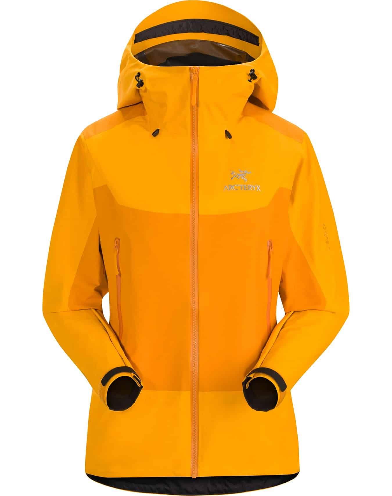 Packable Rain Jacket - Arcteryx Women's Beta SL Gore-Tex Jacket