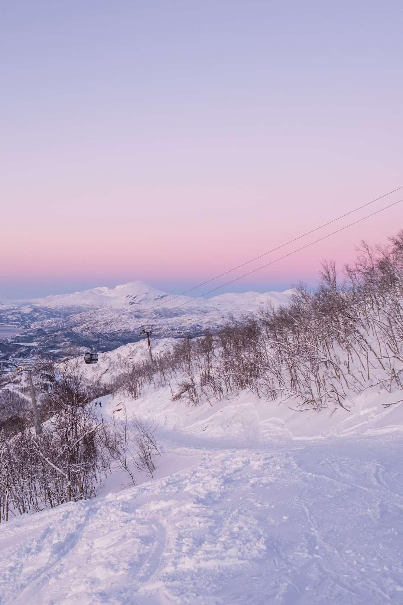 Ski Norway in Winter