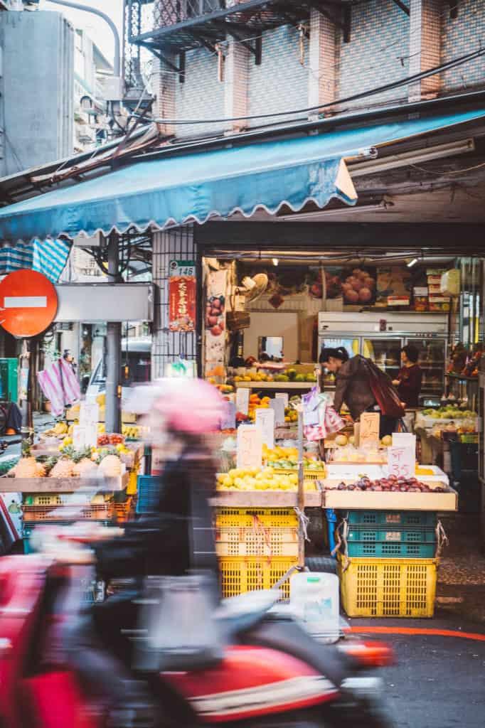 Taiwan Travel - Culture