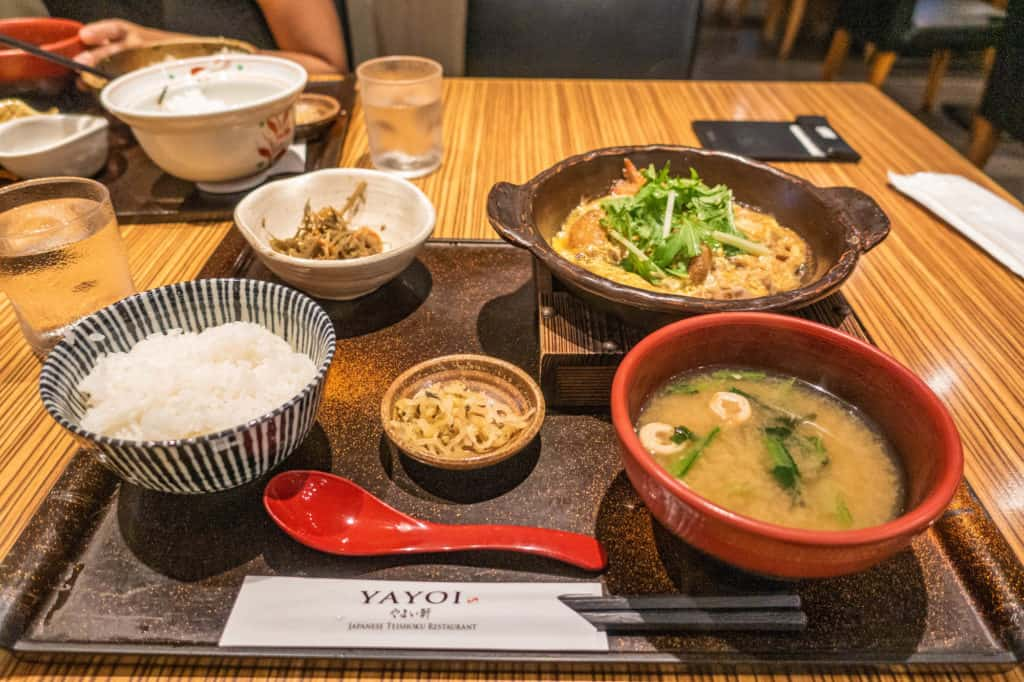 Travel Taiwan - Japanese Food