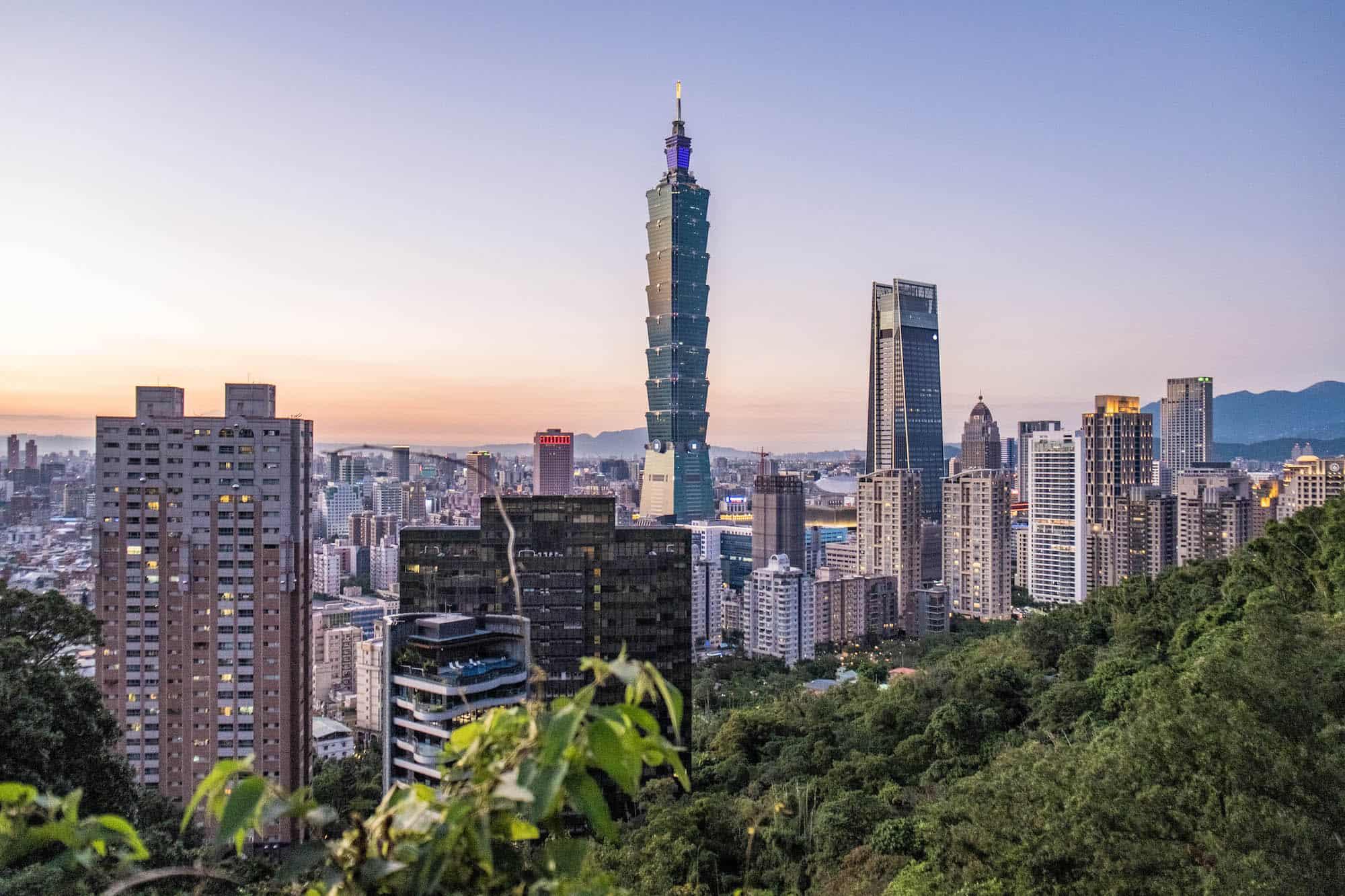 Travel Taiwan - Taipei