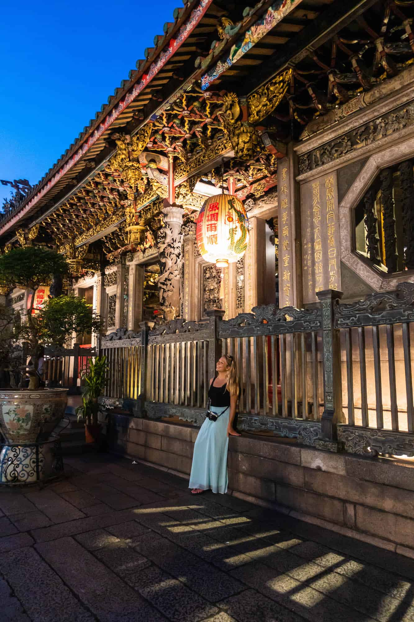 Travel Taiwan - Temples