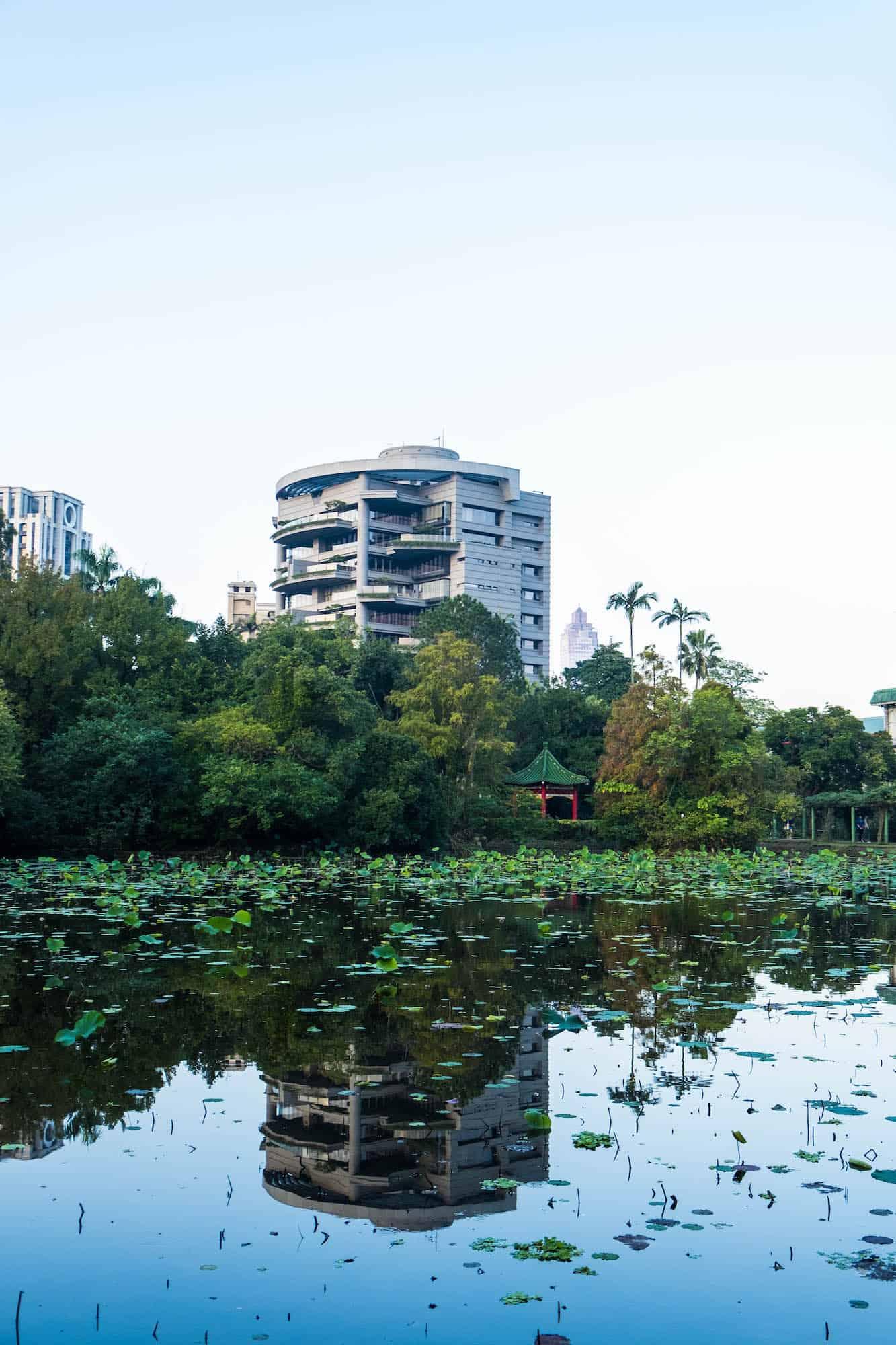 Travel in Taiwan - Garden City