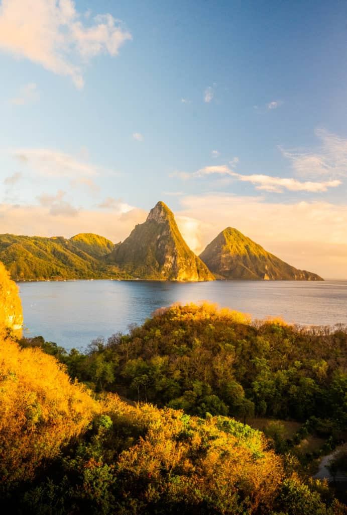 Jade Mountain Review