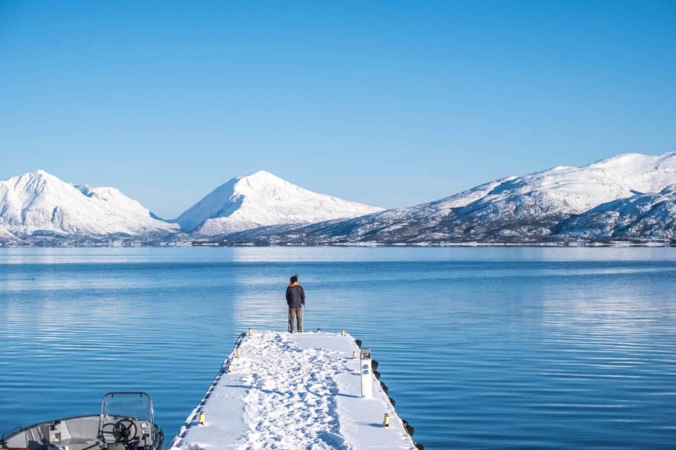 Winter in Norway Featured Cameron Seagle