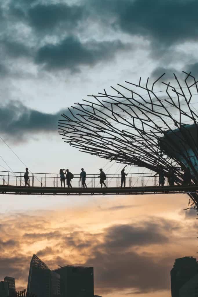 layover - singapore