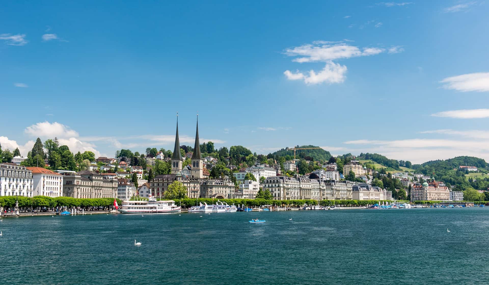 Best Places in Switzerland Lucerne