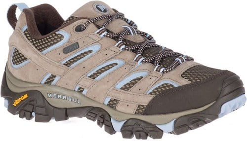 Best Womens Travel Shoe Hiking Merrel Moab 2