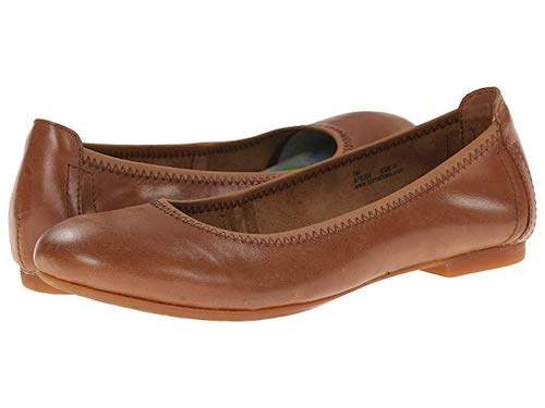Best Womens Walking Shoes Comfortable Flats Brown