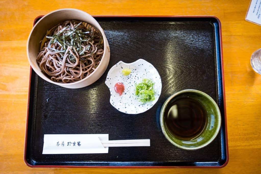 Soba - Japanese Food