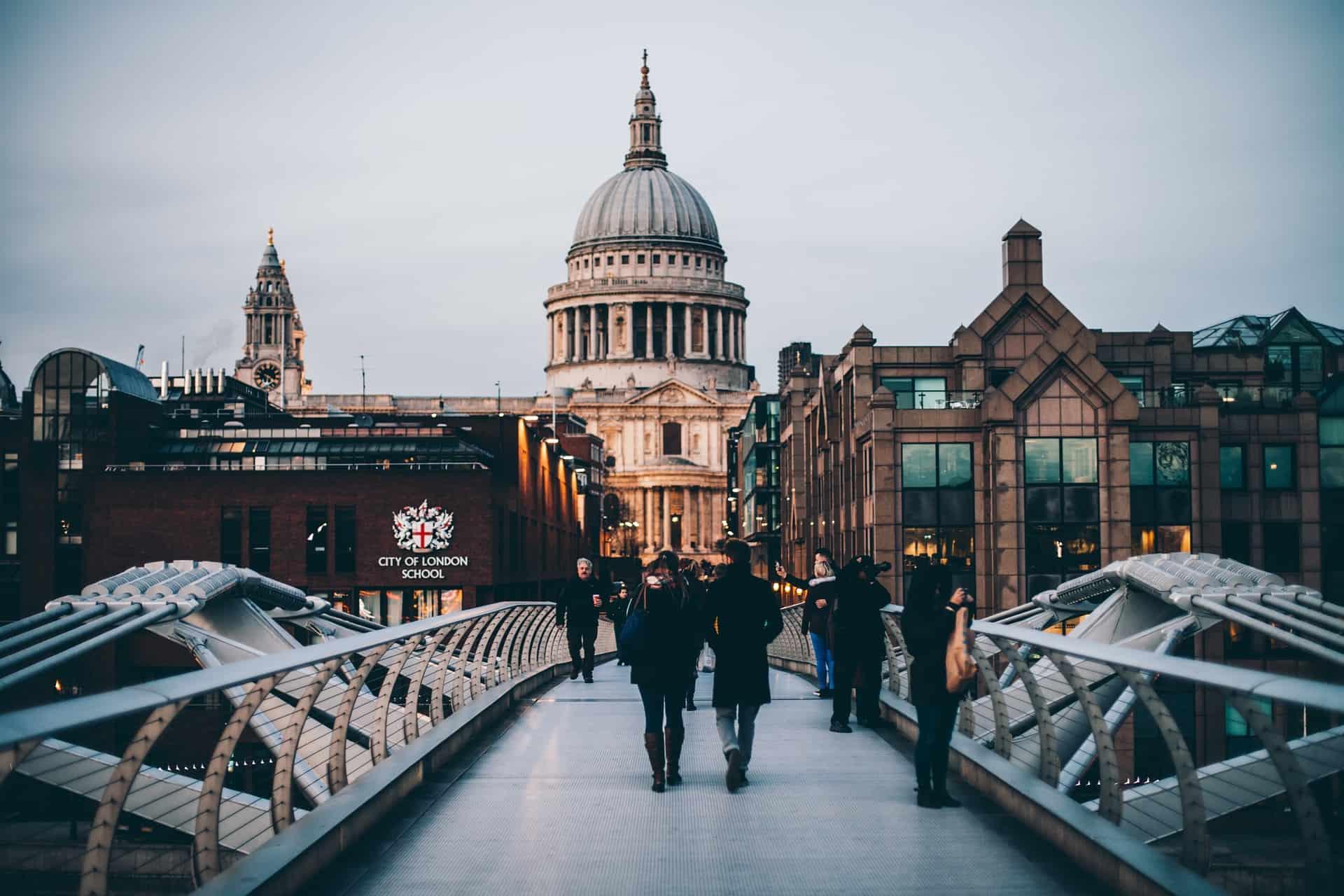 London Three Day Itinerary Walking