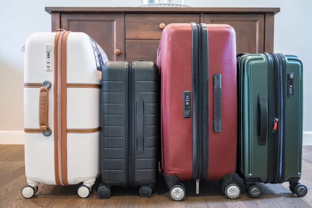 Packing Hacks Luggage
