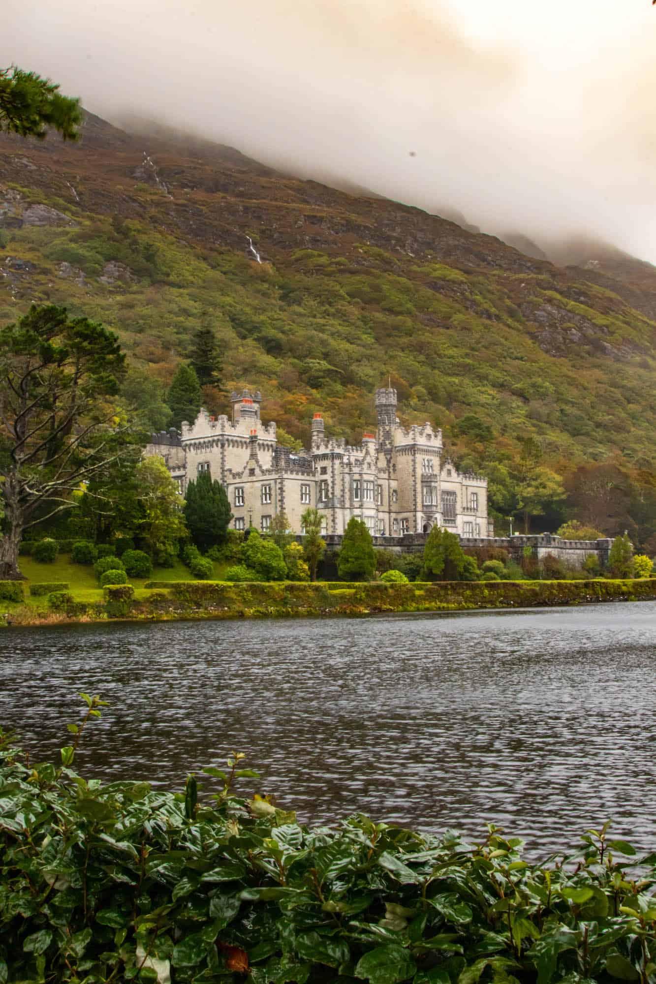 The Best Castles in Ireland Kylemore Abbey