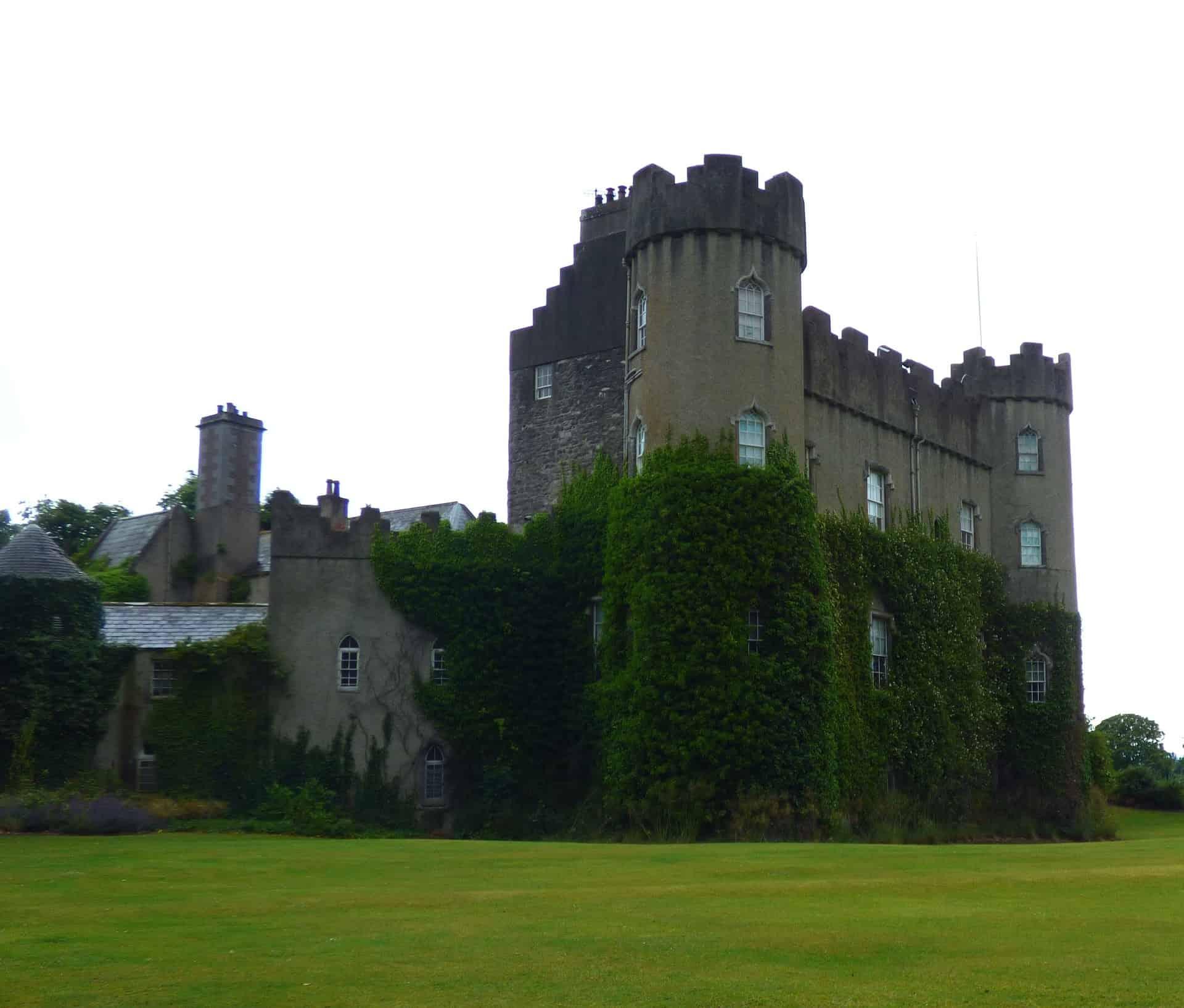 Malahide Castle & Gardens in Ireland