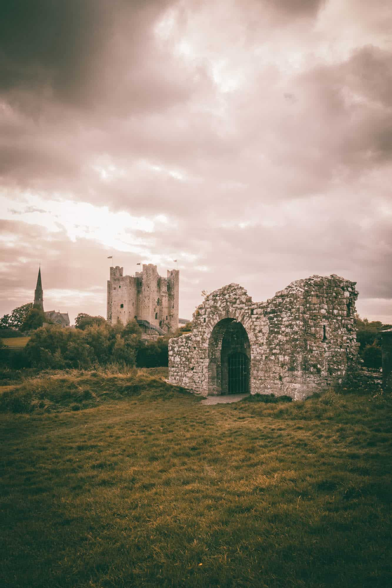 The Best Castles in Ireland Trim Castle