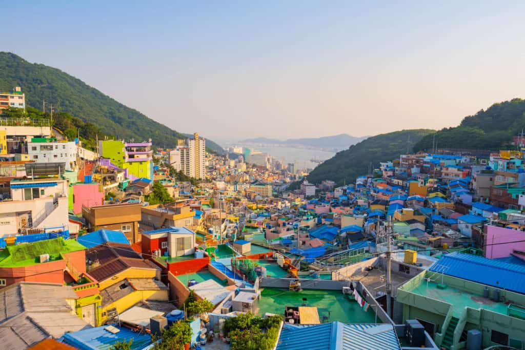 Things to do in Busan Gamcheon Cultural Village