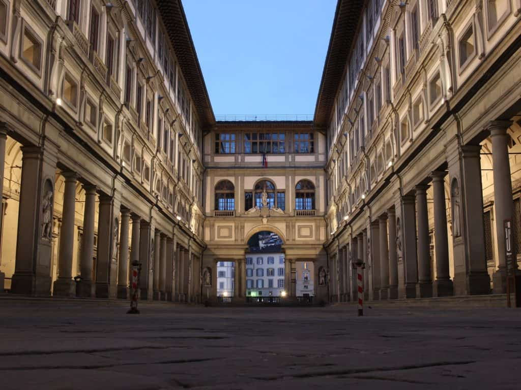 Things to do in Florence - Uffizi Gallery