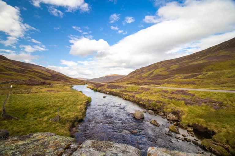 Trip To Scotland Landscape