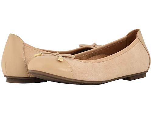 VIONIC Minna Womens Comfortable Flats