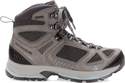 Vasque Breeze GTX Best Womens Travel Shoes Hiking Boots