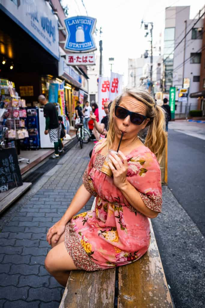 Visit to Osaka