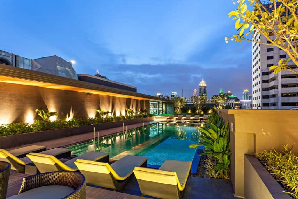 Where To Stay in Bangkok Best Western
