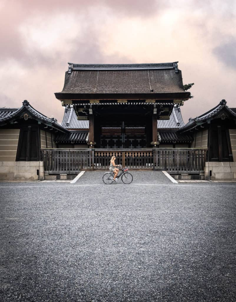 Bike in Kyoto