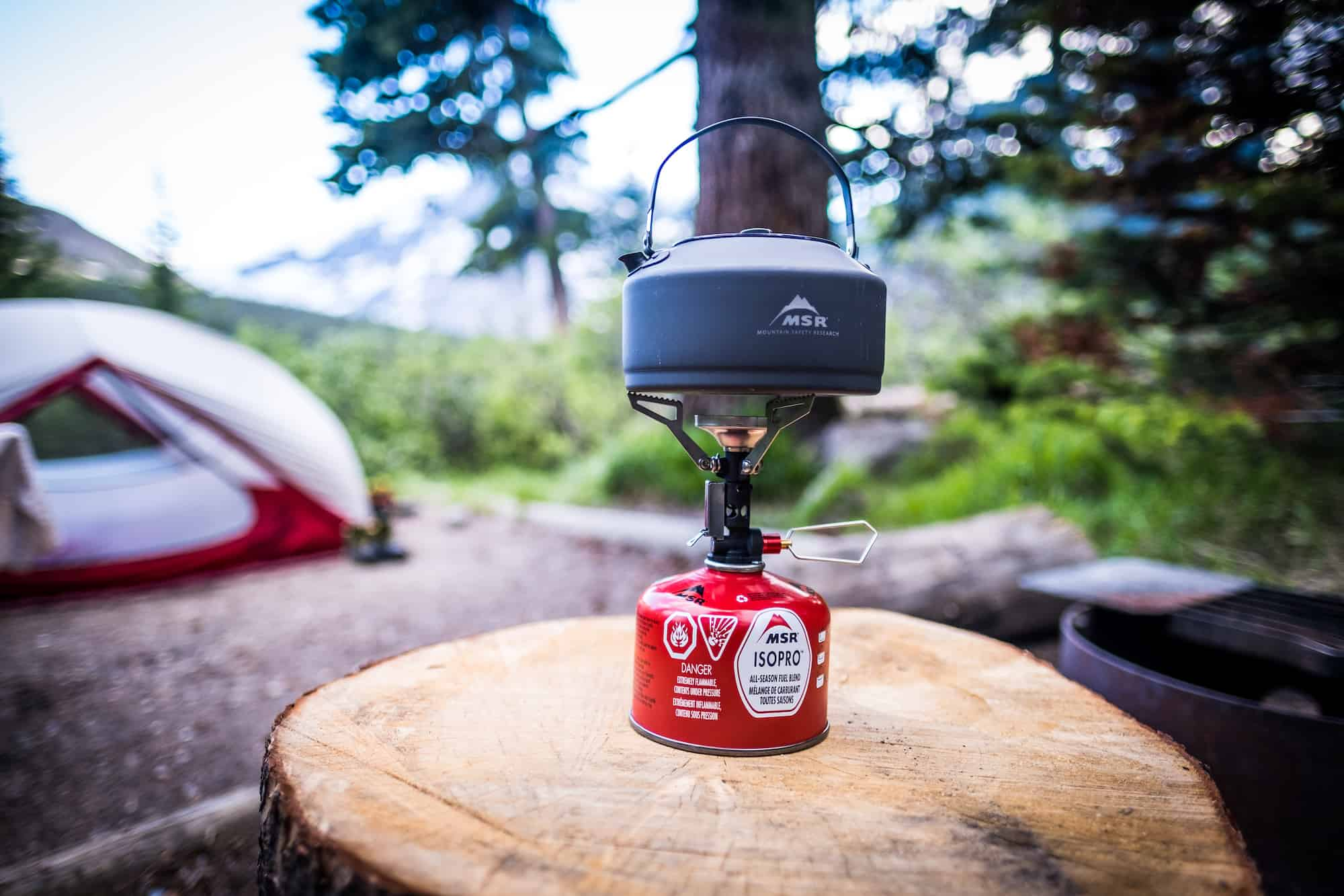Best Backpacking Stoves Featured