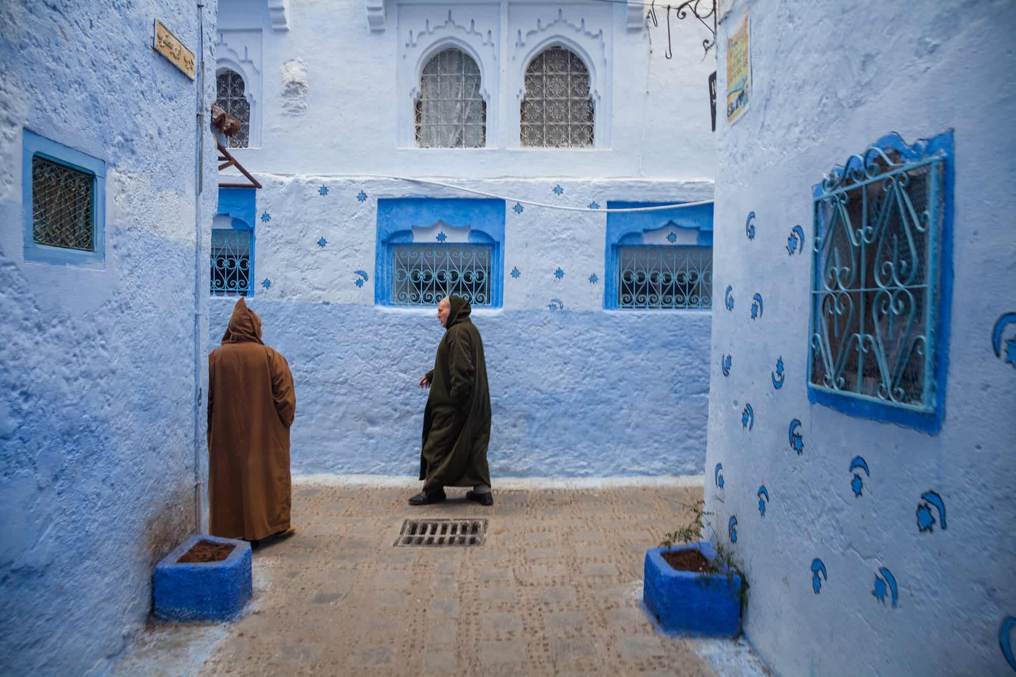 Chefchaouen Wander The Streets Morocco Blue City