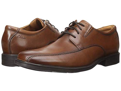 Clarks Tilden Walk Mens Travel Shoes