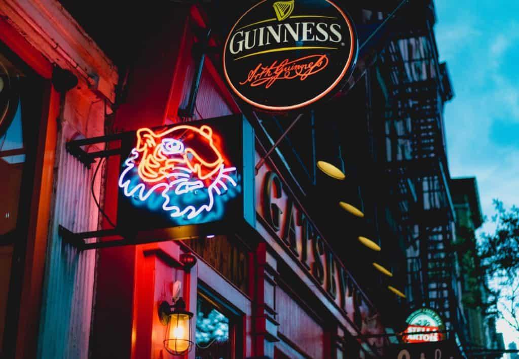 Pubs in Dublin