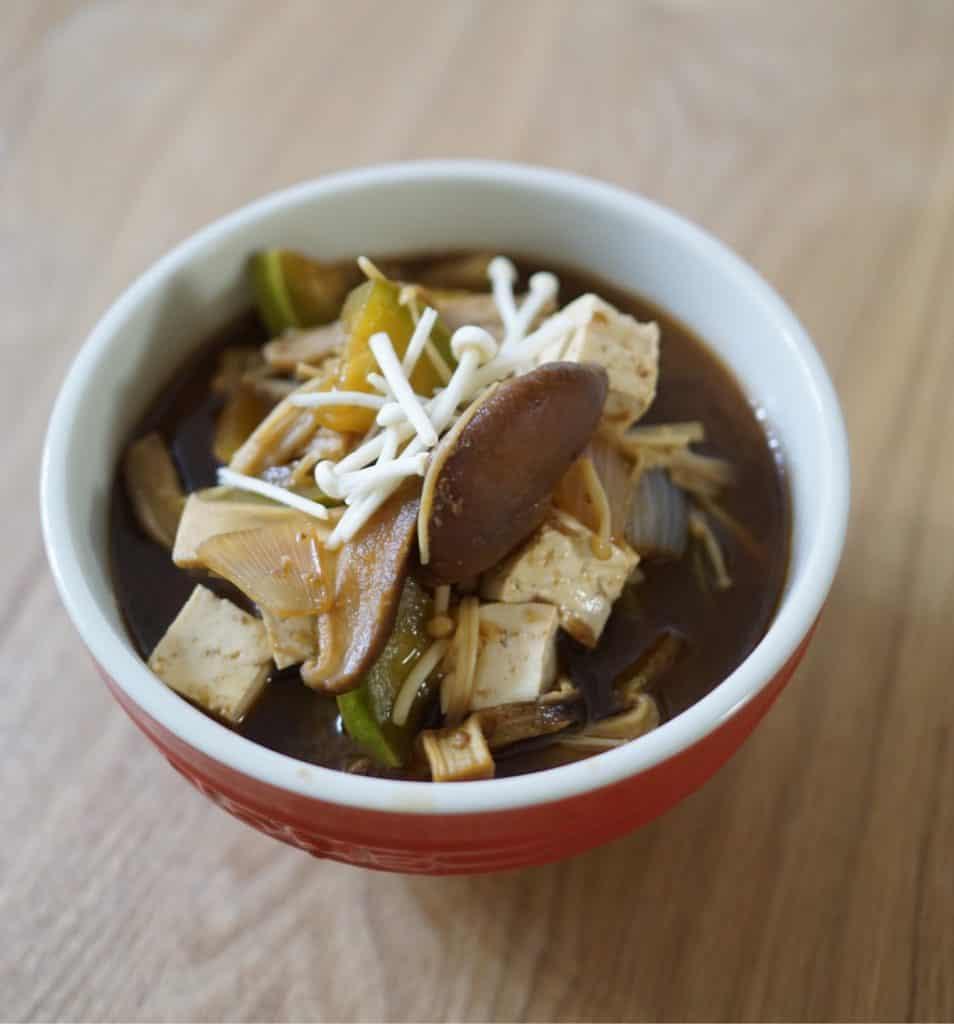 Miso Soup in Japan