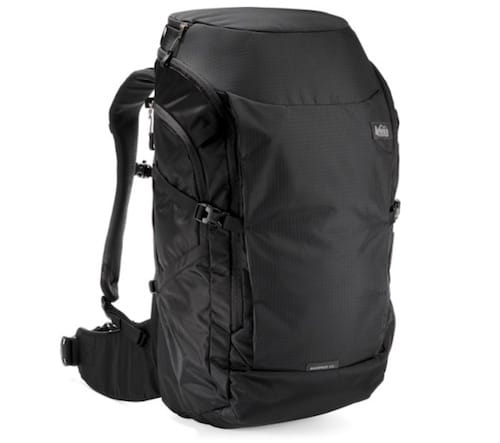 REI Rucksack Travel Backpack Carry On Backpack