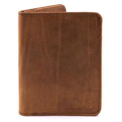 Saddleback Passport Wallet