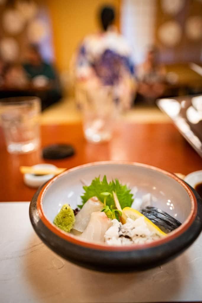 Must Try Food in Japan