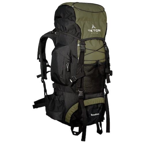 Best Hiking Backpacks Teton Sports Scout3400