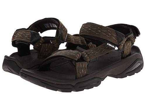 Teva Terra Fi-4 Best Travel Sandals