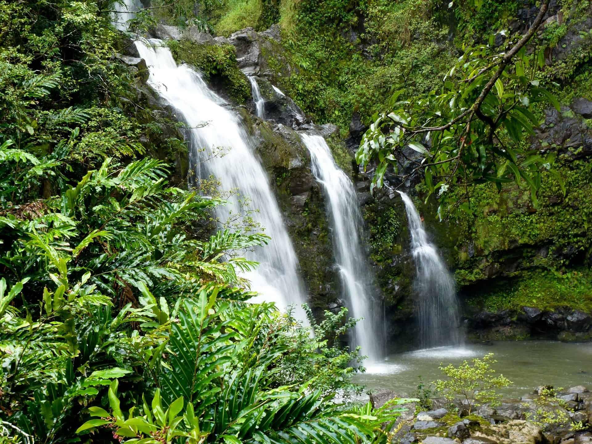Things To Do In Kauai waterfall