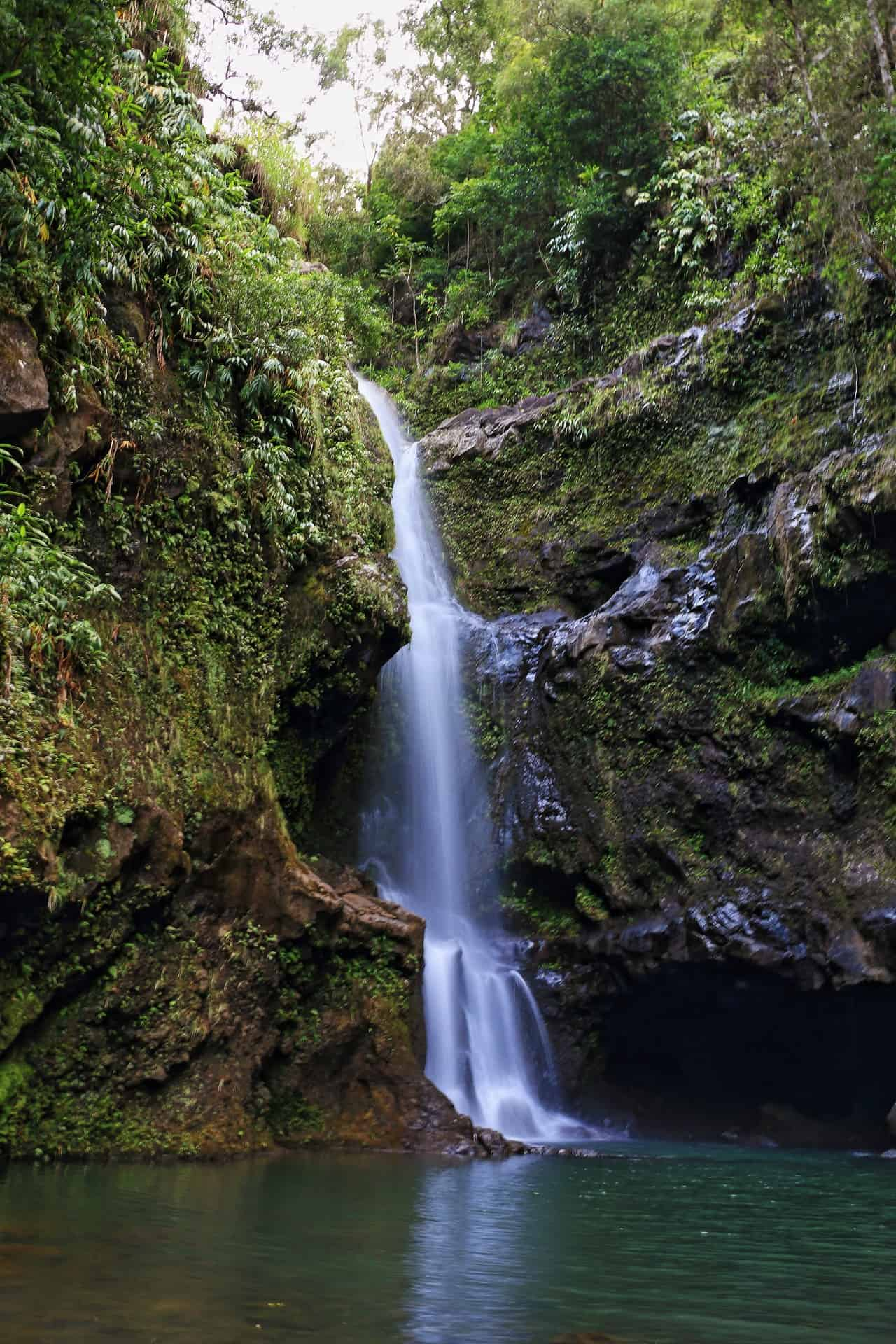 Things To Do in Maui Waterfalls