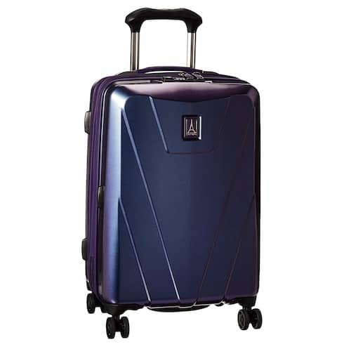 Travel Pro Expandable Hardside Best Suitcase