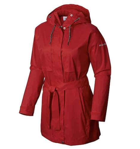 Best Packable Rain Jacket Columbia Pardon My Trench Jacket For Travel